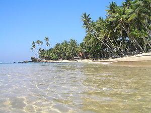 Strand und Meer - Beach